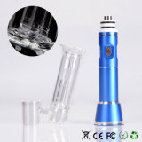 Bontek Glass Pipe Vaporizer Hand Enail for Wax Dry Herb