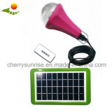 Portable Solar Energy System Refillable Lantern Solar Lighting Kit with Remote Control