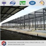 Sinoacme前工学金属フレームの構造の倉庫の建物
