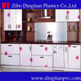 Tablero rígido de la espuma del PVC para el gabinete de cocina