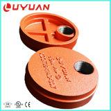 Duktiles Eisen-Grooved Rohr-Schutzkappe mit FM UL-Zustimmungen