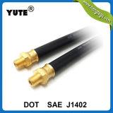 Yute DOT FMVSS106 1/2 polegada a mangueira do freio de ar flexível