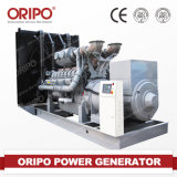 CE Support의 Cummins Engine Stamford Generator Deep Sea Controller를 가진 1MW Diesel Generator Power Plant