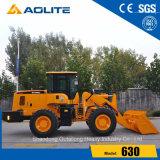 Затяжелитель с Ce, затяжелитель с конкурентоспособной ценой, затяжелитель колеса 3 тонн колеса Китая Китая миниый