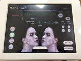 Anti-Grinza portatile 2D Hifu di ultrasuono della Corea per il corpo che dimagrisce e sollevamento di fronte