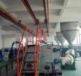 Polyester Staple Fiber Production LineのためのねじExtruder