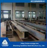 Estructura de acero del palmo grande para la industria química