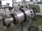 Tubo del drenaje del PVC que encajona el tubo eléctrico del conducto que hace la máquina \ la maquinaria plástica