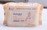 De natuurlijke Baby van Skincare van de Installatie veegt af