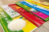 D'emballage de papier matériau tissé par Side+Polypropylene à l'extérieur à l'intérieur de sac d'emballage