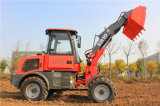 CER Approved 1 Ton Loading Mini Loader Er10 mit Euroiii Engine
