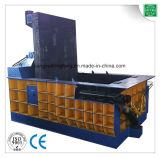 압축 기계 (Y81F-250BKC)를 재생하는 금속 조각
