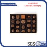 Bandeja Embalaje de regalo de chocolate personalizado con cualquier forma