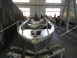 Yacht diVendita di alluminio del crogiolo di barca di svago e del peschereccio