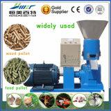 Agricole moyen et de petite taille avec la machine de boulette de fourrage d'alimentation des animaux de prix de gros
