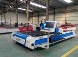 Cortadora del laser del metal de la fibra del CNC 500W 1kw 2kw 3kw para la venta