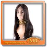 Más de 150% Natural Densidad peluca brasileña del frente del cordón