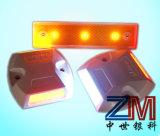 환경 보호 LED 갱도 개략 마커/타전된 도로 장식 못