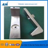 Steun van het Aluminium van de Precisie van Customed CNC Gedraaide