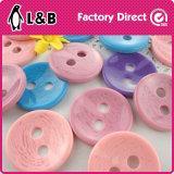 14L/24L/32L衣服のためにオンラインで縫う新しいデザインコートボタン
