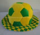 Fußball-Hut geeignet für Fußball-Abgleichung