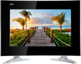 Flacher Bildschirm 17 19 24 32 Farbe LCD-Bildschirmanzeige LED des Zoll-intelligenter HD Fernsehapparat