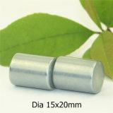 Starkes Neodym-Dauermagnetzylinder-Form-NdFeB gesinterter Magnet