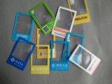 Hw802 플라스틱 PVC 프레넬 렌즈 돋보기를 가진 유연한 사업 신용 카드