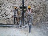 Pneumatisches mobiles Felsen-Bohrgerät/Bohrmaschine für bohrende Felsen