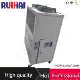 Refrigerador de água e bomba de calor refrigerados a ar duráveis