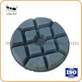 De vierkante Oppoetsende Stootkussens van de Vloer van de Diamant van de Hars van de Vorm voor Graniet