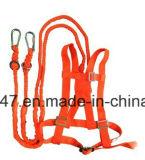 Ni europeo Guangzhou del cavo di sicurezza e della cinghia di sicurezza della sagola della corda