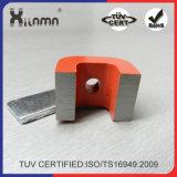 Ferradura magnético metal magneto Vermelho Ciência brinquedo para o experimento de Educação