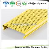 Großverkauf-umweltfreundliche perforierte Aluminiumdecken-Fliese mit Fabrik-Preis