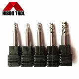Karbid Miling Scherblöcke des preiswerten Preis-HRC55 feste für AluminiumMiling Hilfsmittel