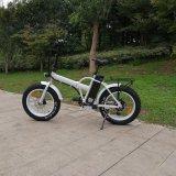 電気自転車を折る20inch脂肪質のタイヤ