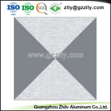 Quadro de piso fresco Tecto Fosco de material de construção