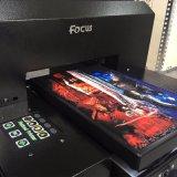 기계 t-셔츠 인쇄 기계를 인쇄하는 초점 A4 크기 딱정벌레 제트기 디지털
