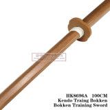 Spade di legno cinesi di arte marziale 100cm HK8696A/HK8696b