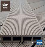 WPC sem podridões pavimentos de madeira plástico Oco