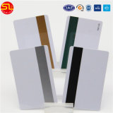 Personalizzato una scheda magnetica laterale di stampa NFC