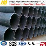 建築材料のためのASTM A106のERWによって溶接される鋼管か管