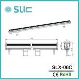 24W IP65は防水する建築照明(Slx-06c)のためのLEDの壁の洗濯機ライトを