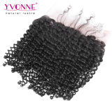 Arricciatura crespa frontale del merletto brasiliano dei capelli 360 di Yvonne