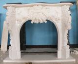 Cheminée en pierre normale multicolore pour la décoration et la construction à la maison