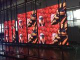 Стена высокого определения крытая СИД P3 576*576mm видео- для передвижной рекламировать