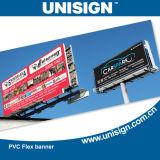 De Zwarte Achter Flex Banner Frontlit van Unisign (LFG35/440)