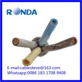 Conducteur en cuivre d'alimentation isolant en PVC souple câble électrique