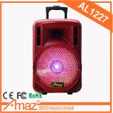 Altavoz activo ligero colorido de la venta caliente LED Bluetooth