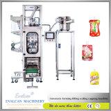 Automatischer vertikaler Flüssigmilch-Beutel-Formen/Füllen/Versiegelnverpackungsmaschine mit Tülle